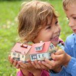 Совместная собственность с несовершеннолетним